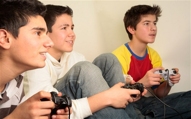 Oxford University study shows that gaming for up to an hour a day 'is good for children'